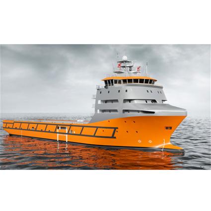 WSD 1000 MPSV, Ship Design