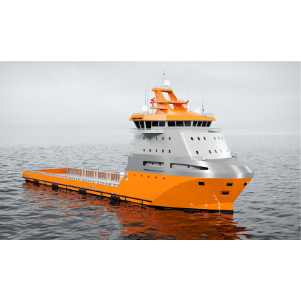 WSD 4401 PSV FiFi, Ship Design