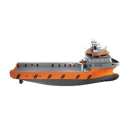WSD 750 PSV, Ship Design