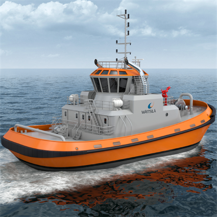 Tugs - Wärtsilä Ship Design