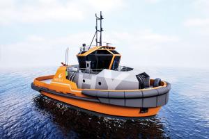 WÄRTSILÄ HY Harbour TUG - 40t BP 300x300