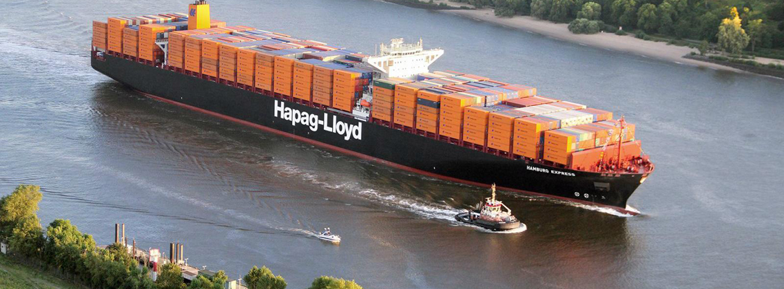 Hapag Lloyd Banner picture