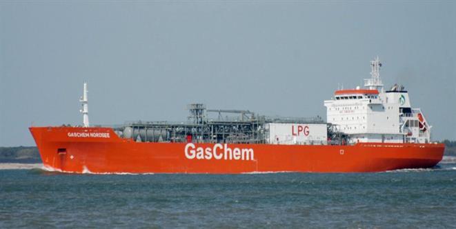 Gaschem Nordsee