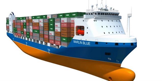 WSD80 Marlin Blue