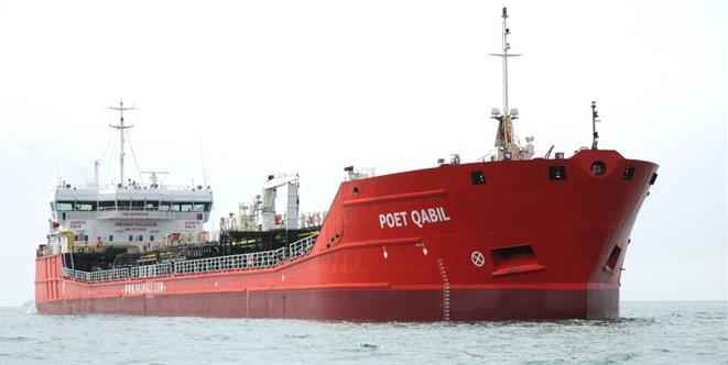 Palmali Shipping - Poet Qabil