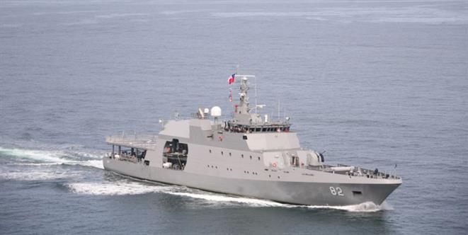 Comandante Toro Courtesy Navy Chilean Navy Coast Guard