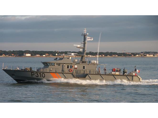 Subahi class courtesy OCEA