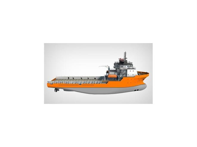 Platform Support Vessel C4577
