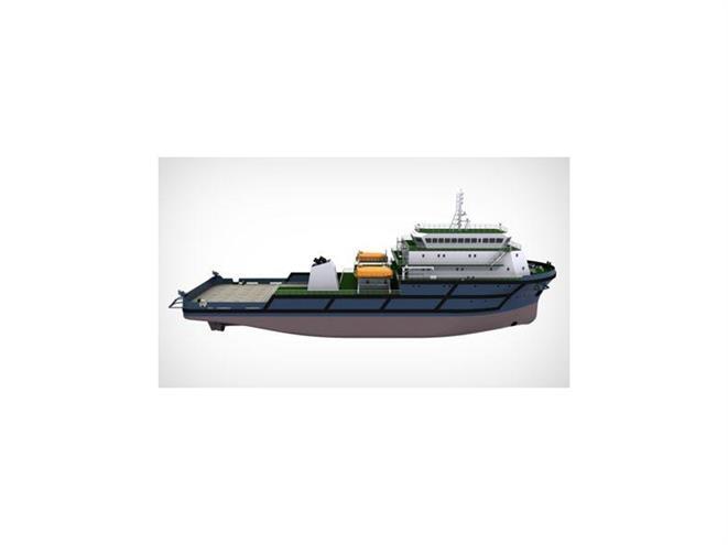 Maintenance / Work Vessel C4687
