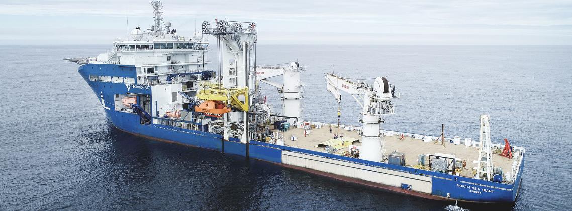 North Sea Giant_slide