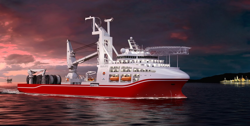 VS4235 MPCV Deep water dive support vessel