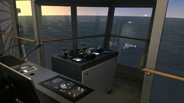 CSMART - Carnival's world-class Center for Simulator and Maritime Training 03