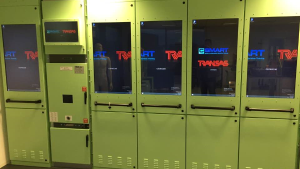 CSMART - Carnival's world-class Center for Simulator and Maritime Training 07