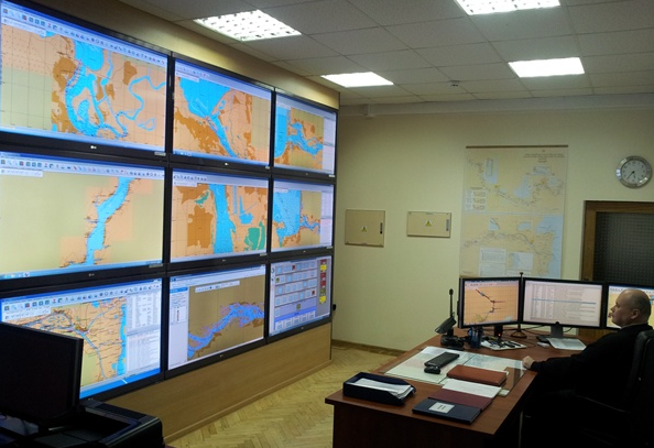 Systems for the Dnieper and Danube Rivers