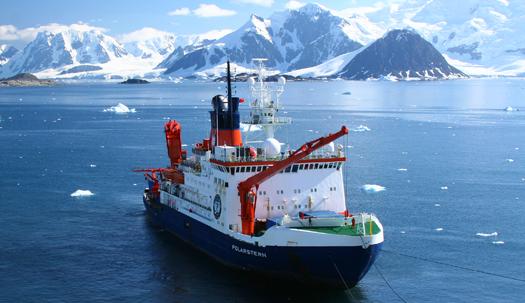 Polarstern-wärtsilä