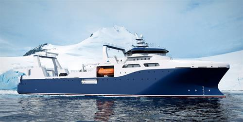 VS 6206 Krill fishing factory vessel