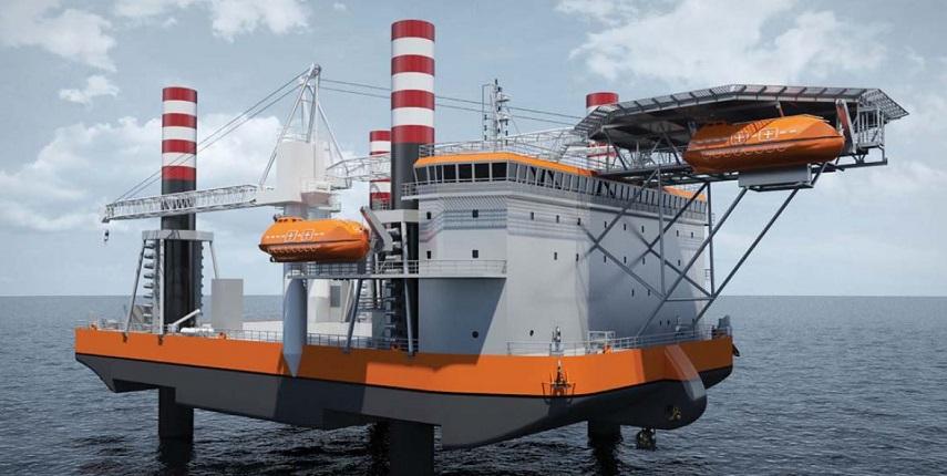 WSD Jack-up/Liftboat