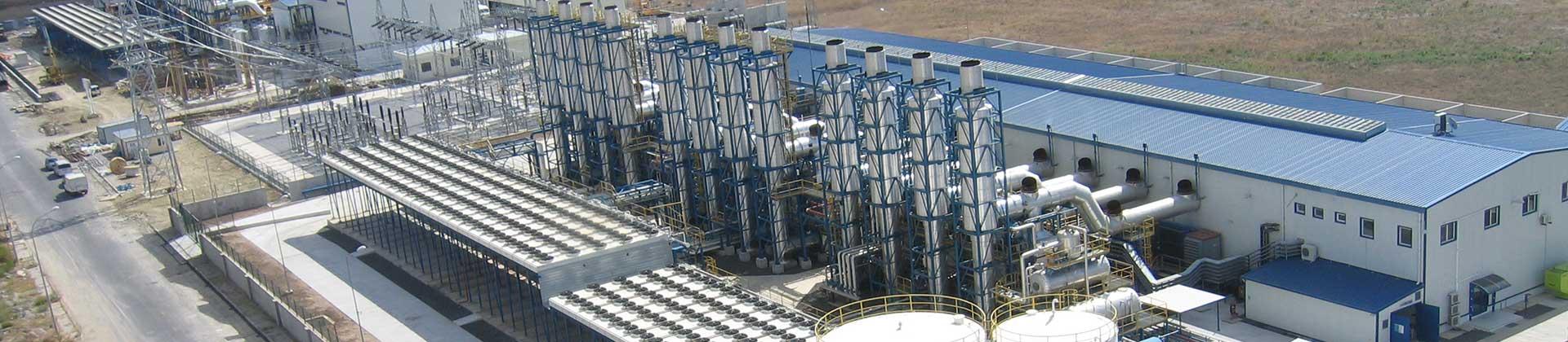 Aliaga power plant
