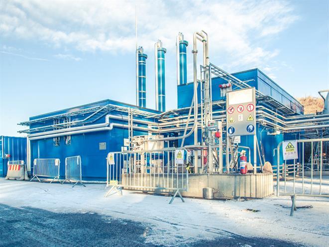 EGE Biogass