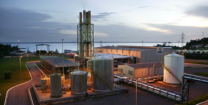 Gera Power Plant - Brazil