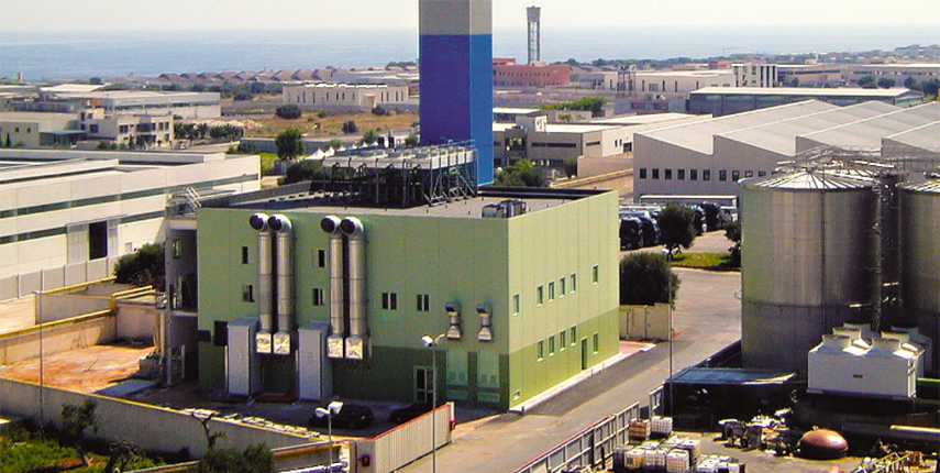 Italgreen power plant - Italy
