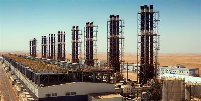 IPP3 Power Plant, Jordan