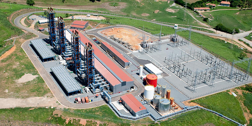 Viana Power Plant - Brazil