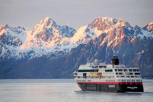 m/s Trollfjord