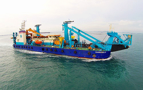 Wärtsilä's technical support increases reliability of Large Cutter