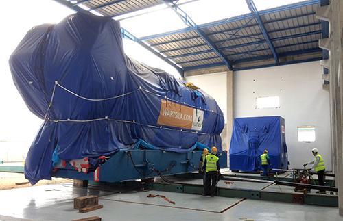 Wärtsilä errichtet 22 MW-Kraftwerk in MarokkoKraftwerk Tools South Africa