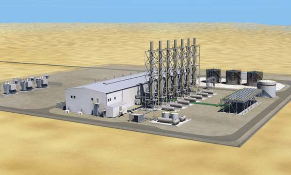 Wärtsilä delivers two power plants for distributed generation in Oman