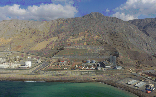 Wärtsilä-built power plant is inaugurated in Oman