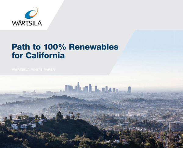 White paper California's Faster, Cheaper Path to 100% Clean Power