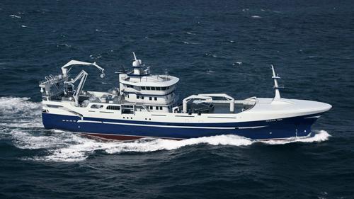 World's most efficient Pelagic Trawler to feature Wärtsilä design