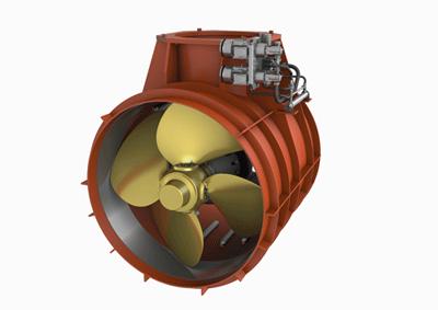 Kawasaki Azimuth Thruster