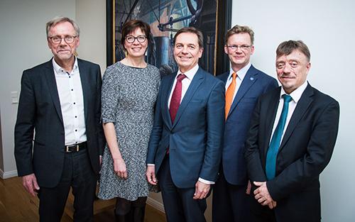 Wärtsilä and Finnish universities to cooperate in unique Engine