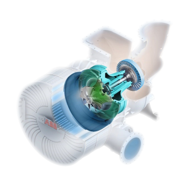 The Wärtsilä 50DF turbocharger performance upgrade