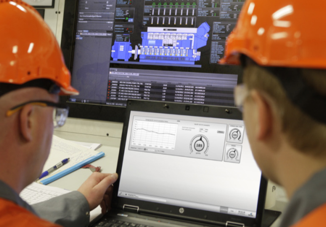 Wärtsilä Engine efficiency monitoring service