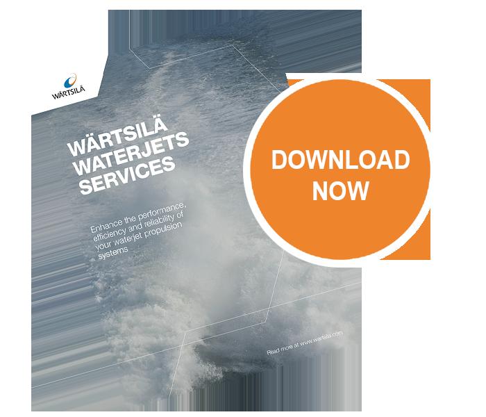 Download Waterjets services brochure