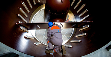 Wärtsilä Shaft Line Repair Services