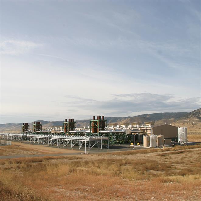 Power Plant Maintenance Agreement