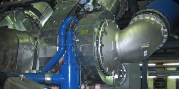 Performance optimization through turbocharger upgrade for Wärtsilä 38 and Wärtsilä 46
