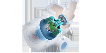 Wärtsilä 50DF turbocharger performance upgrade