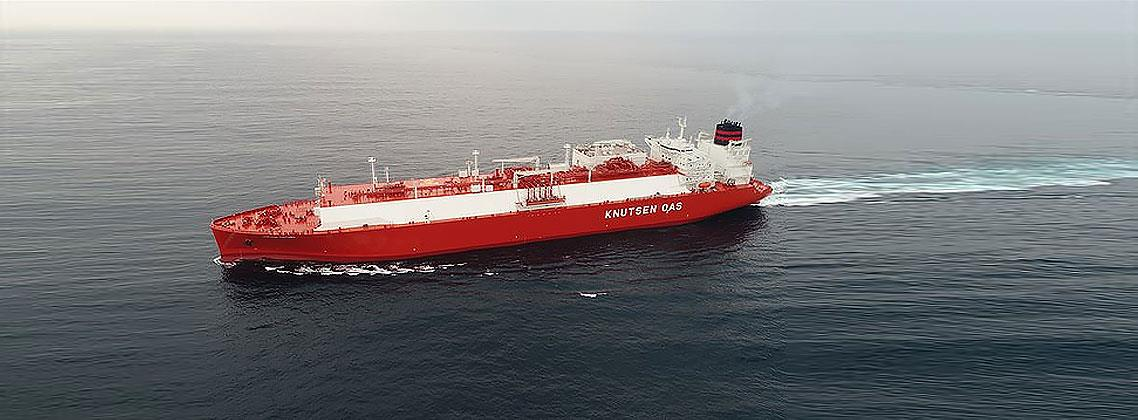 Knutsen-LNG-carriers
