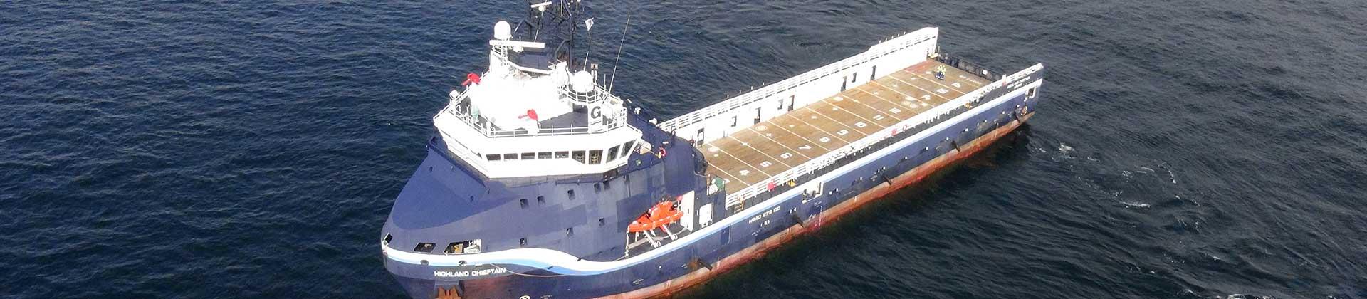 Vessel Highland Chieftain