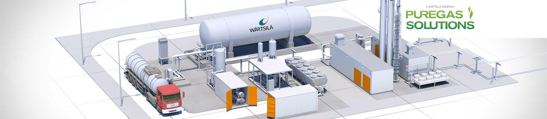 Puregas Solutions acquisition