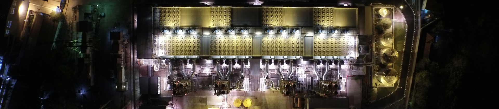 Power plant, Indonesia