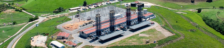 Viana power plant