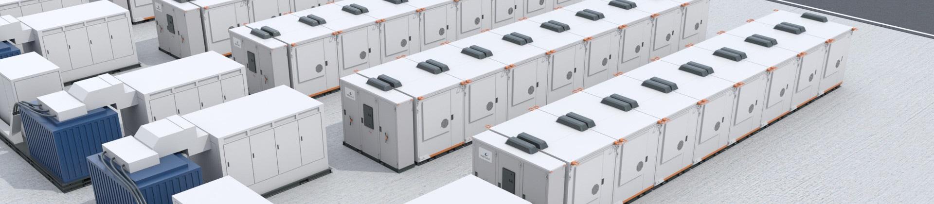 Wärtsilä Energy Storage
