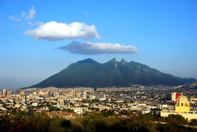 monterrey-Mexico-Background